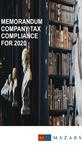 COMPANY COMPLIANCE FOR 2020-EN