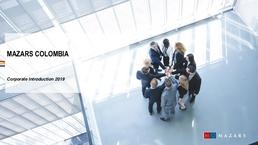 Mazars Colombia Corporate Introduction - NORTH AMERICA DESK